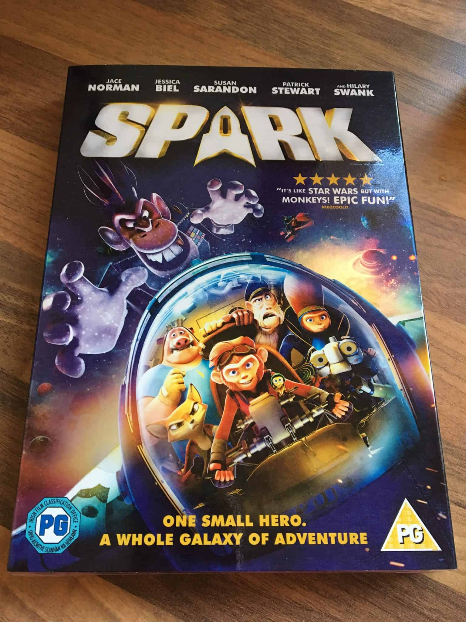 DVD Review: Spark – One Small Hero