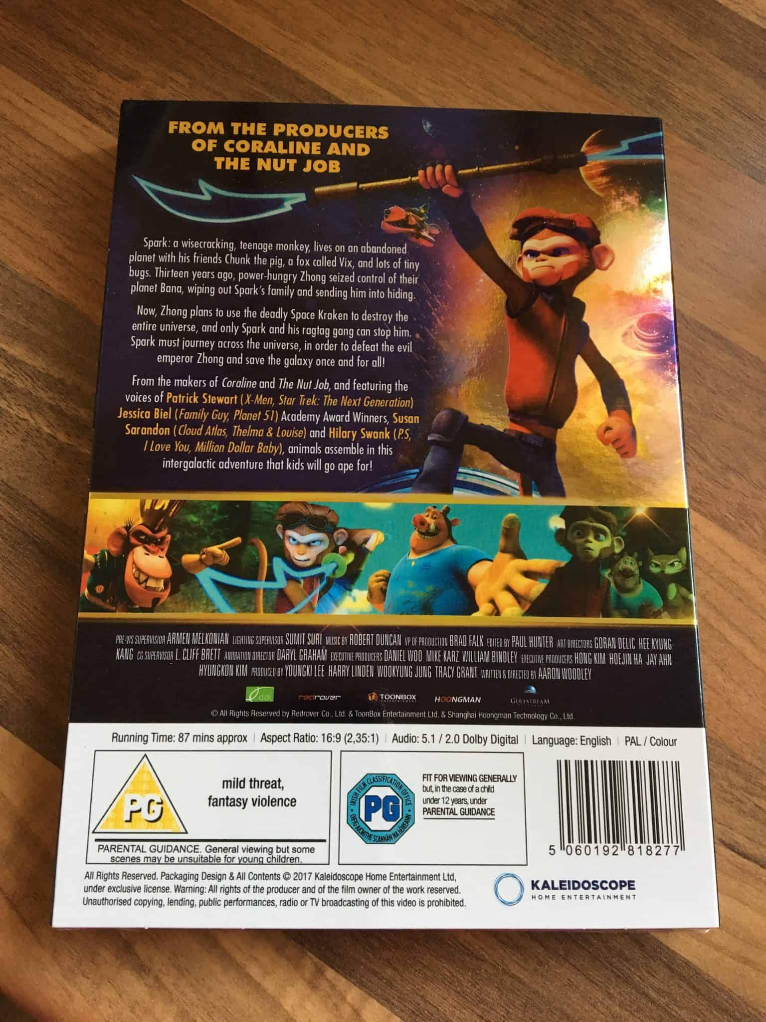 DVD Spark
