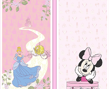 Disney Velux Blind Designs