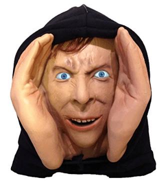 Halloween Prop - Peeping Tom