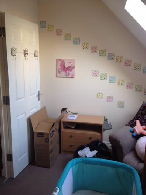 Nursery with a Velux Window
