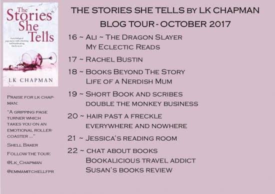 The Stories She Tells banner
