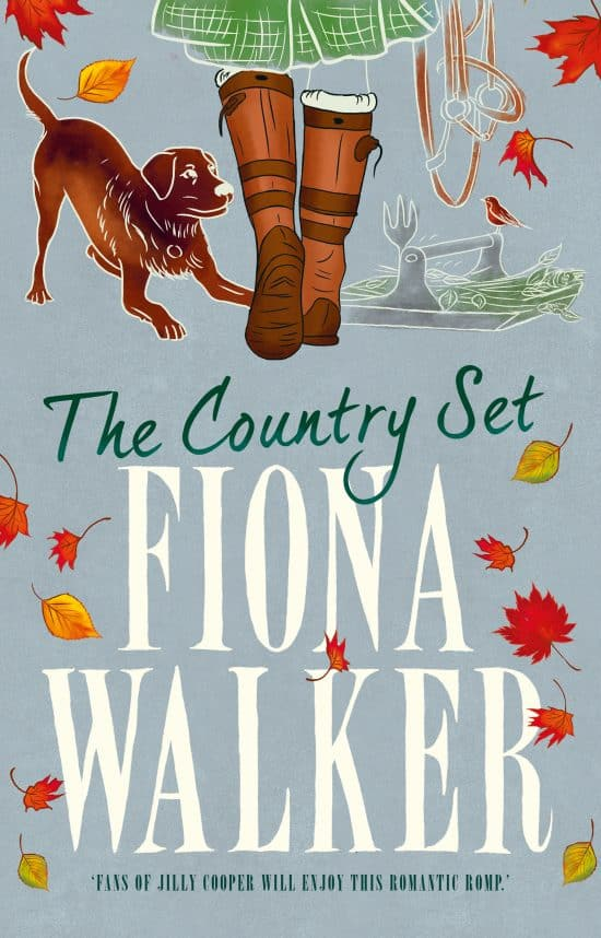 Blog Tour – The Country Set by Fiona Walker