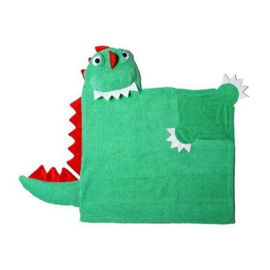 dinosaur-towel