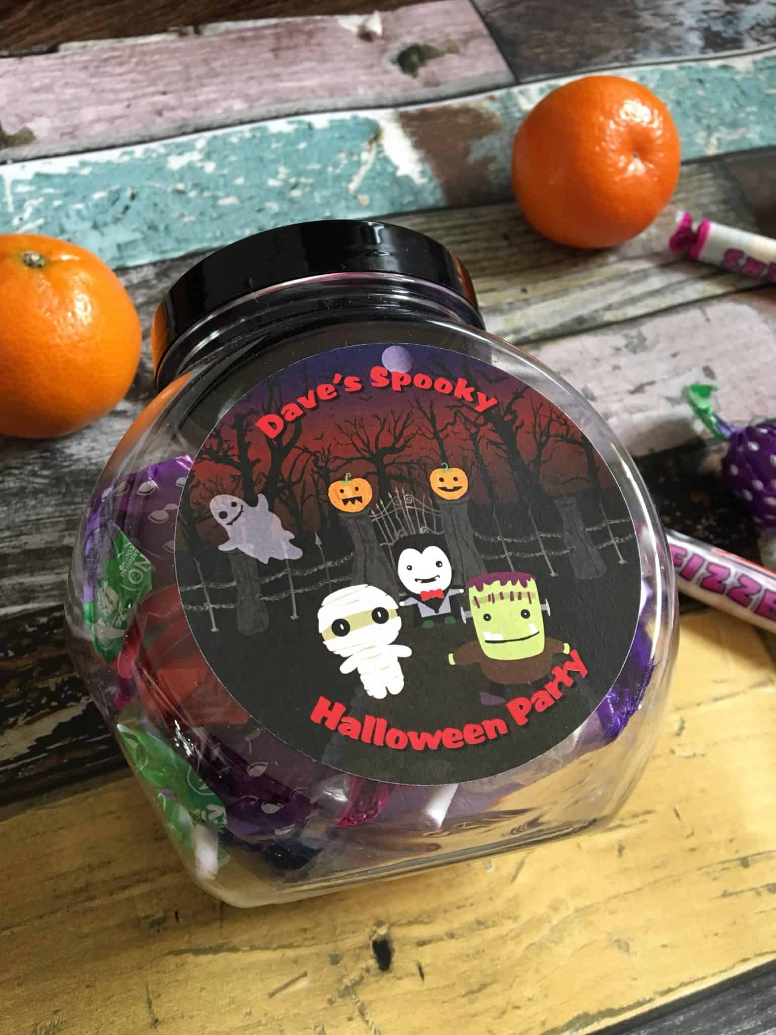 Halloween Sweets for trick n treating