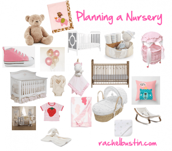 Planning a Nursery for a New Arrival