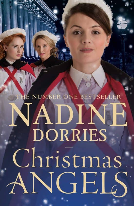 Blog Tour: Christmas Angels by Nadine Dorries