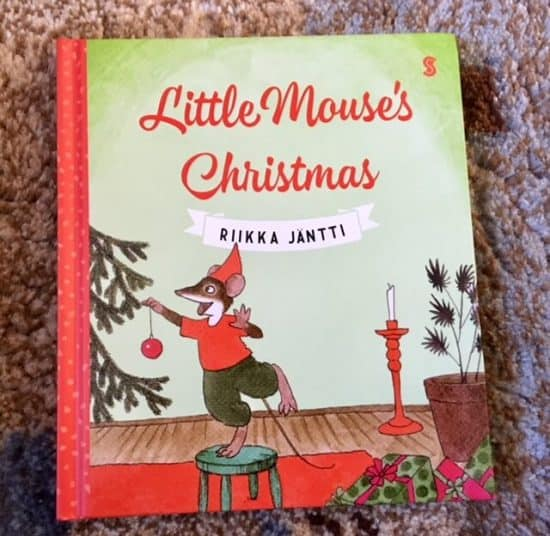 Book Review – Little Mouse's Christmas by Riikka Jantti