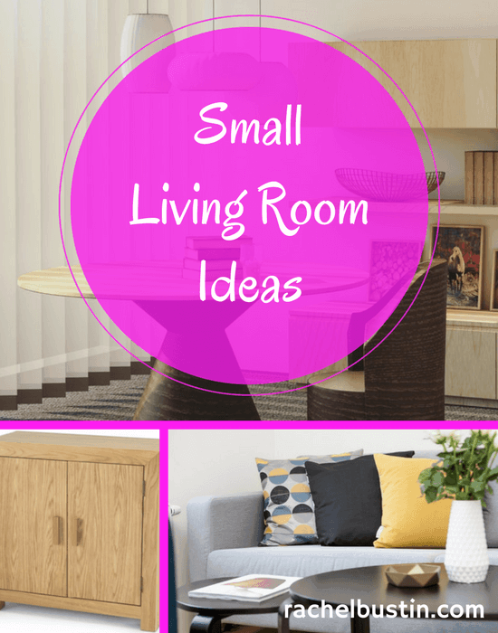 Small Living Room Ideas, Designs and Inspiration - Rachel Bustin