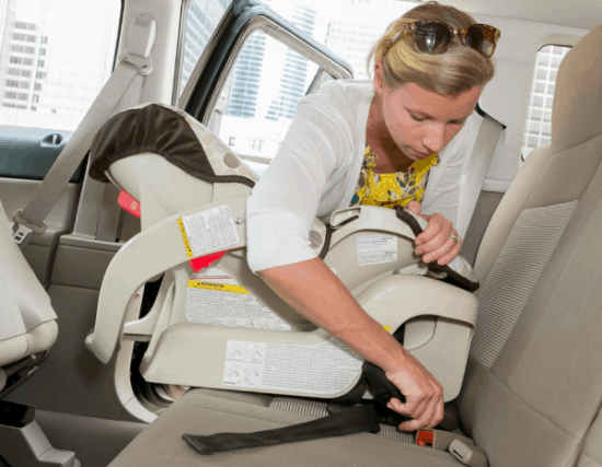 Top Tips On Car Seat Safety