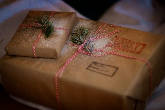 Top Tips on posting your Christmas presents