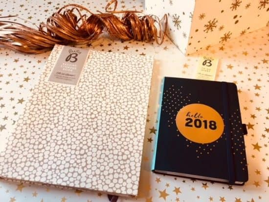 Busy B to do diary and receipt storage book