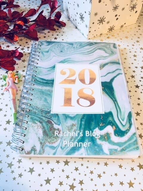 Personal Planner - Rachel's Blog Planner