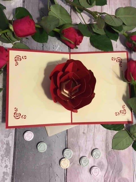unique valentine's card