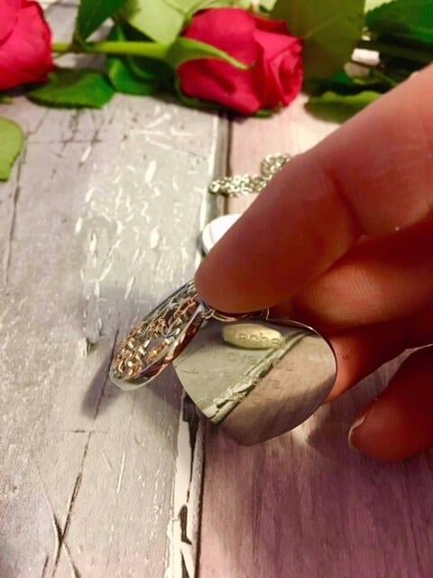 Engraved Valentine's Gift