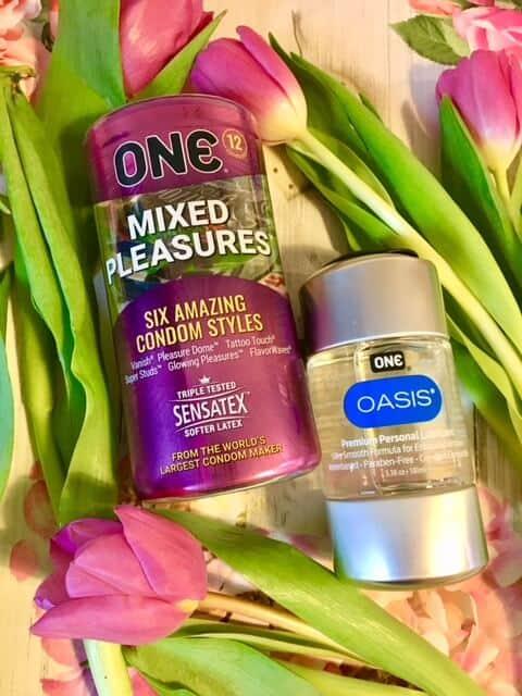 Mixed Pleasures Condoms