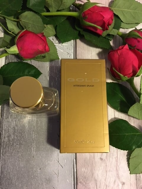 Gold - Male Fragrance - Aftershave
