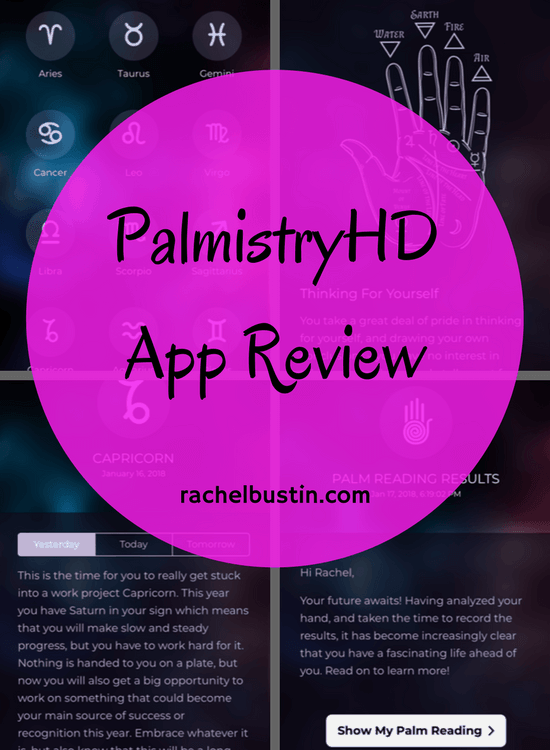 PalmistryHD App Review