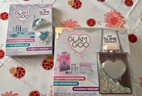 Glam Goo toy review