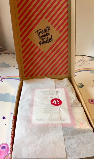 Treatbox - monthly sweet subscription box