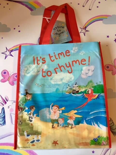 It's Time to Rhyme Picture book collection from The Book People