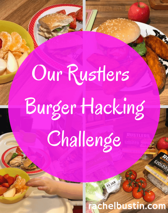 Our Rustlers burger hacking challenge
