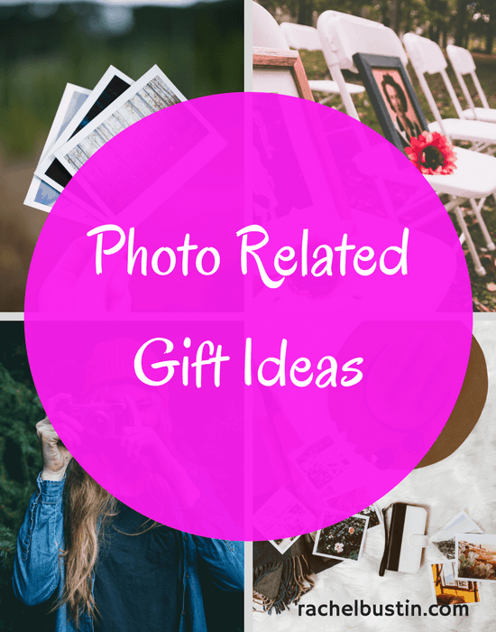 Photo Related Gift Ideas