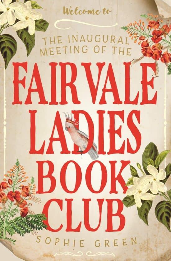 The Fairvale ladies book club blog tour