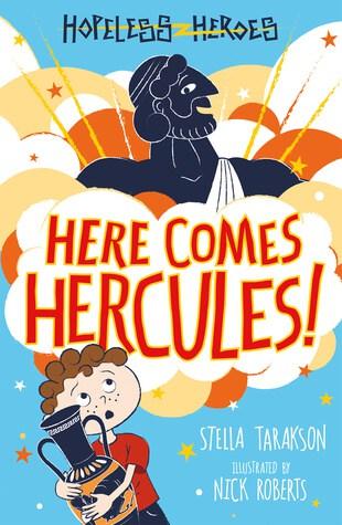 Here Comes Hercules (Hopeless Heroes, #1)