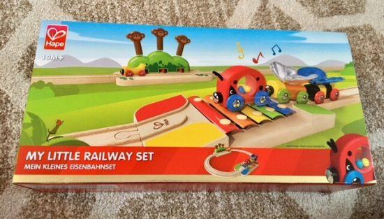 Wooden train set review