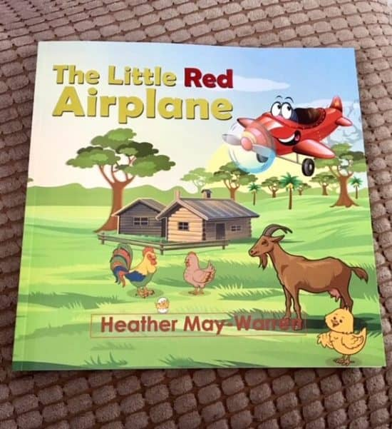 The Little Red Airplane by Heather May-Warren