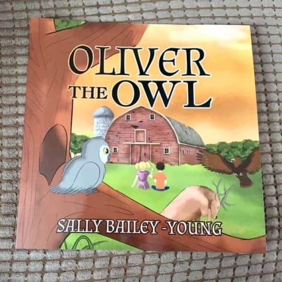 Oliver the Owl Review and Giveaway