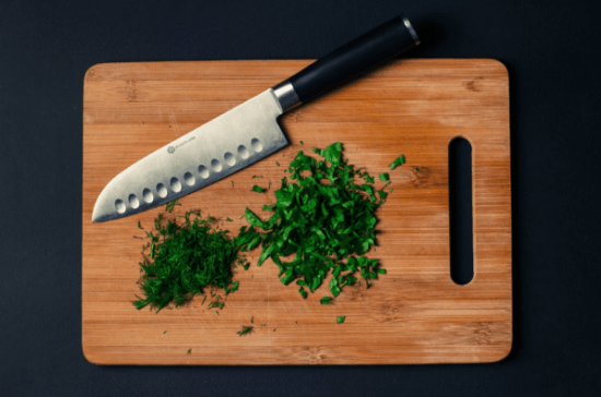 Kitchen accessories - knives
