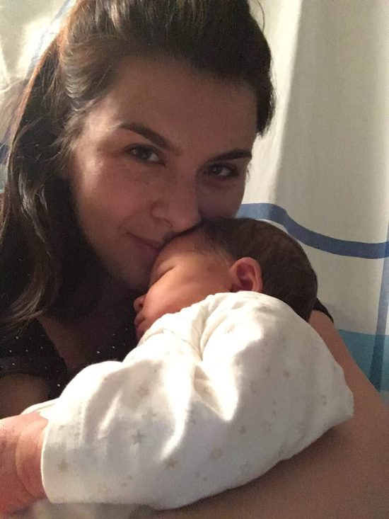 Lauren and Eva - Breastfeeding Experience