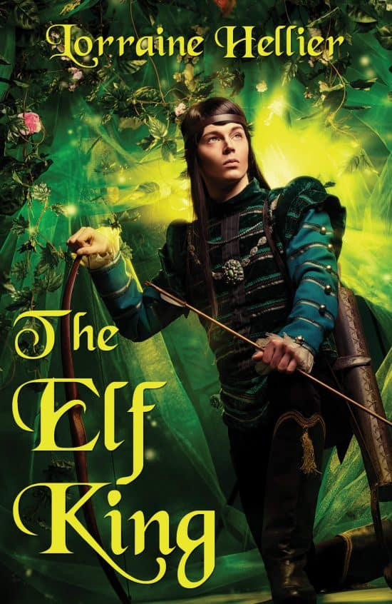 Blog Tour – The Elf King by Lorraine Hellier