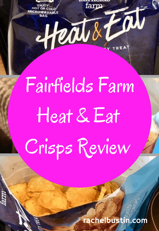 Fairfields Farm Heat & Eat Crisps Review