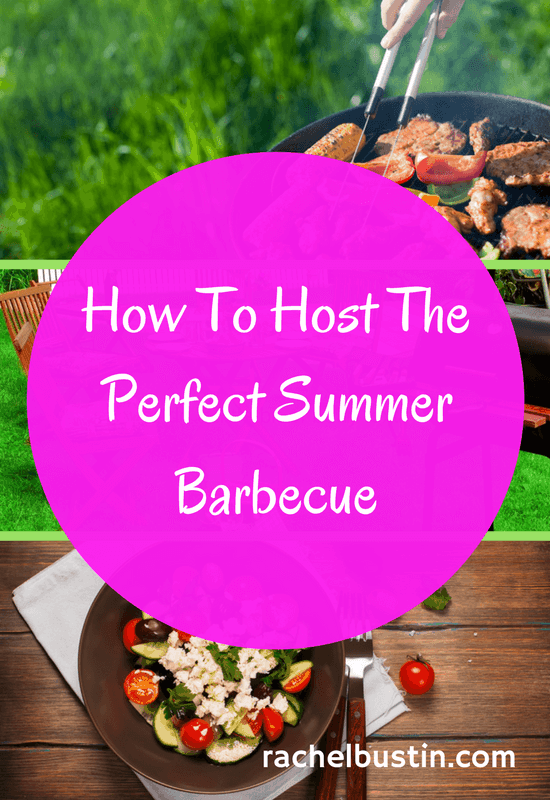 How to host the perfect Summer barbecue (1)