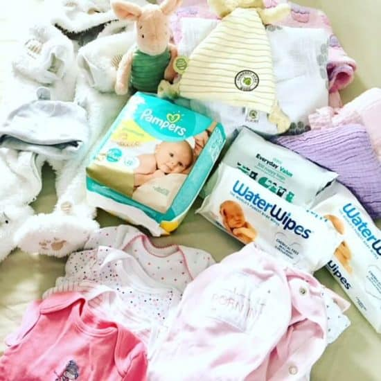 What's in my hospital bag for baby number 2?