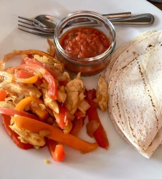 Old El Paso Chicken Fajita Kit - Gluten Free