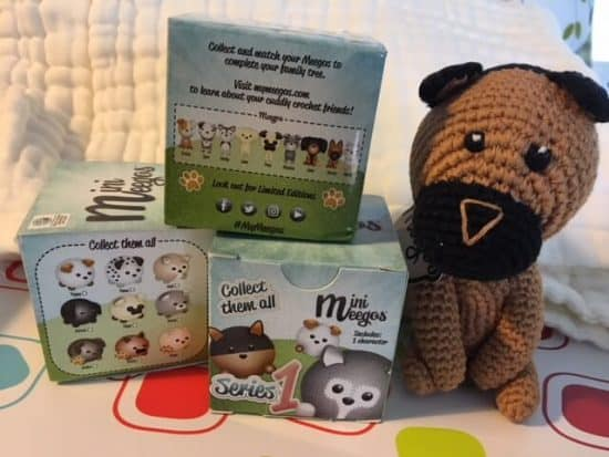 Meegos Series 1 Crochet Collectible Review