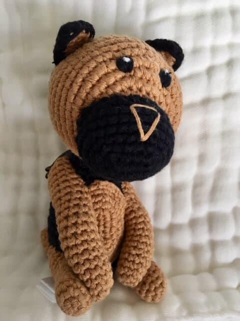Meegos Series 1 - crochet cuddly toys