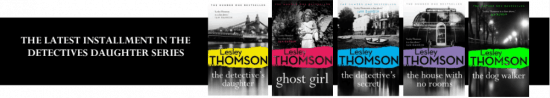The Detectives Daughter series from Lesley Thomson