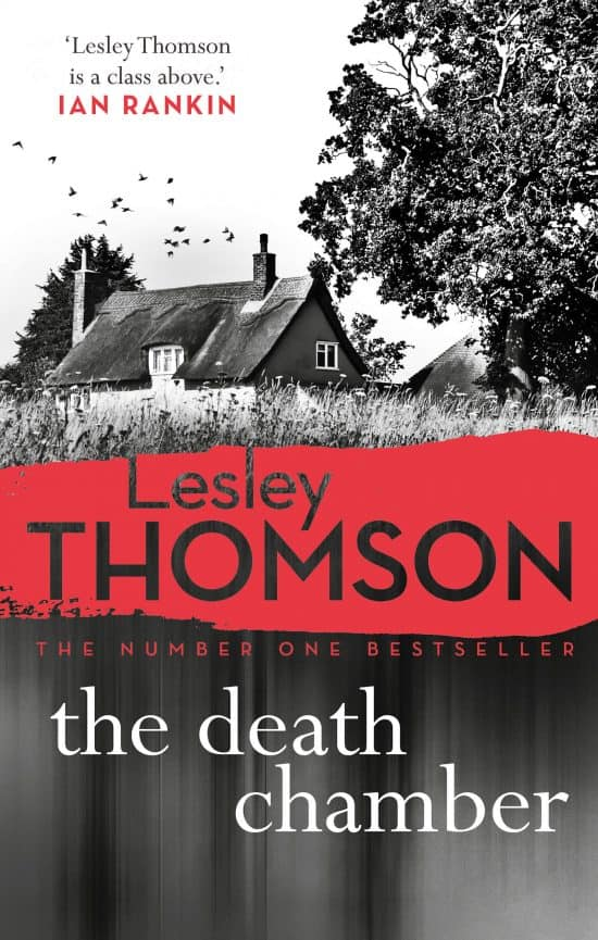 The Death Chamber by Lesley Thomson