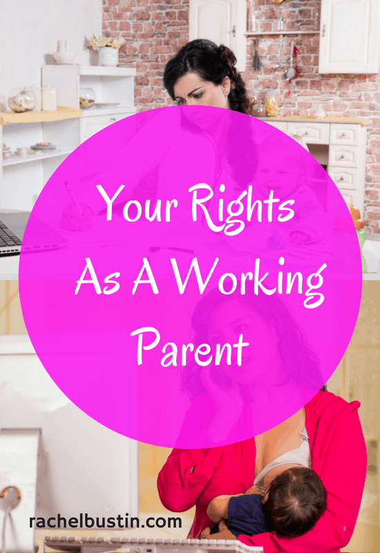 Your Rights As A Working Parent
