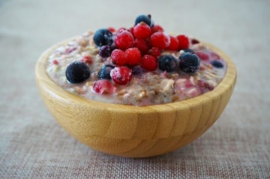 Healthy Foods - Porridge oats