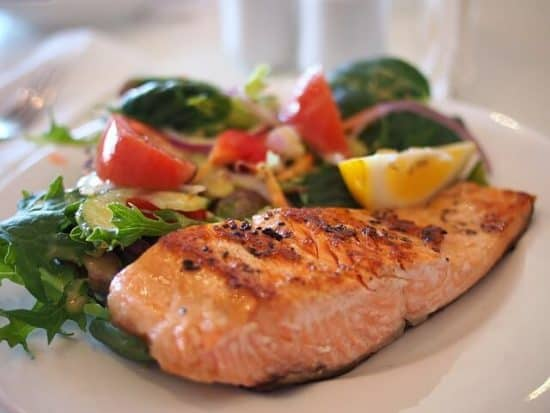 Healthy foods to have in your kitchen - Salmon