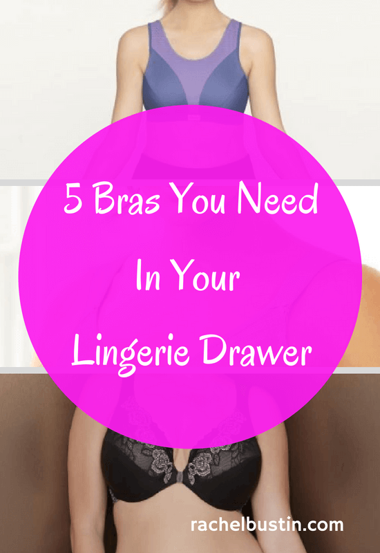 5 Bras You Need In Your Lingerie Drawer (1)