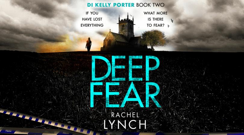 Blog Tour – Deep Fear by Rachel Lynch