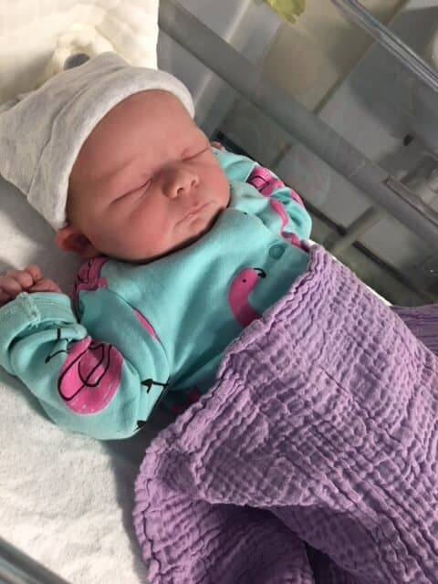 birth story - a planned c-section