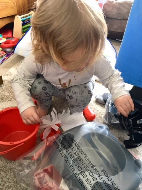 Imaginative Play with the Henry Deluxe Cleaning Trolley